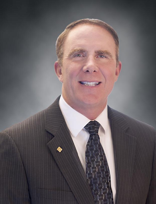 Bob McMahon Portrait