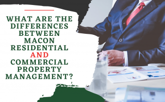 What are the Differences between Macon Residential and Commercial Property Management? - Article Banner
